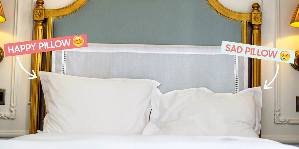 The Secret to Turning Your Sad Pillows Into Happy Ones